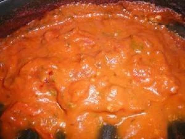 Best Tomato Cream Sauce Recipe