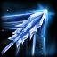 Ability - Bladed Arrow (Thrown Axe)