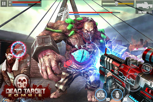 DEAD TARGET: Zombie Shooting screenshots 16
