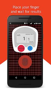 Blood Sugar Checker (Prank) screenshot 1