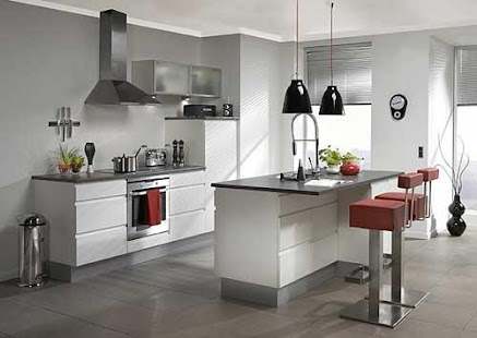 Design Kitchen Set Idea - náhled