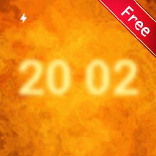 Скриншот Flaming Live Watch Face