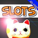 Lucky Cat  Cash Charms Slots icon