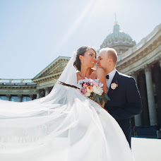 Wedding photographer Anna Evgrafova (FishFoto). Photo of 24.07.2015
