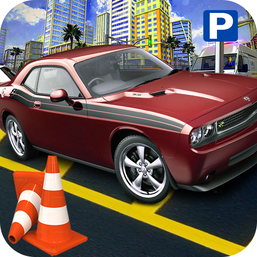 Real Fast Speed Car Parking Super Simulator (game)