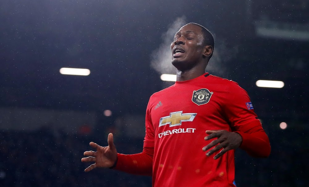 Nigerian striker Odion Ighalo aiming to lift Man United after loan extension