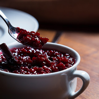 Lingonberry Sauce Recipes