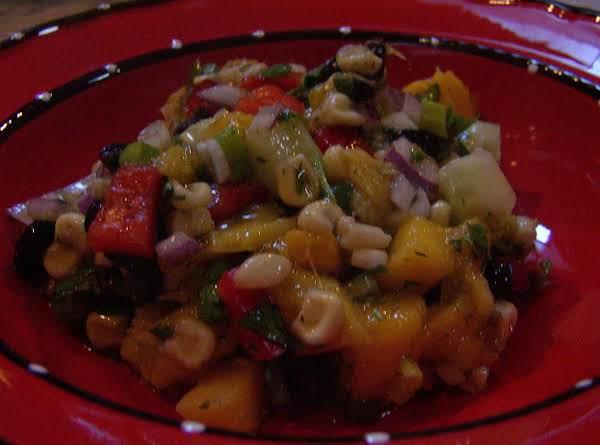 Olivia's Mango Salsa Recipe