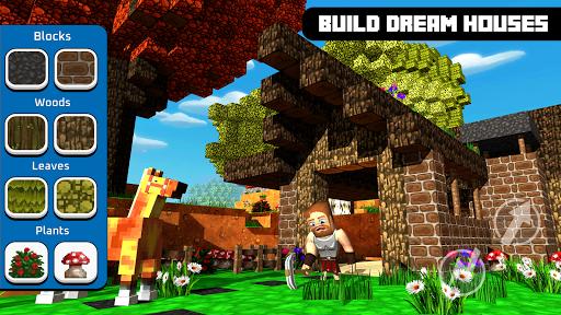Castle Crafter - World Craft 5.0 screenshots 9