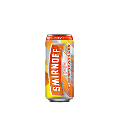 Logo of Smirnoff Spiked Screwdriver