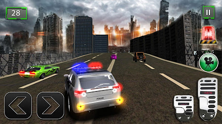 Police Chase Street Crime 3D 1.1 screenshot 221725
