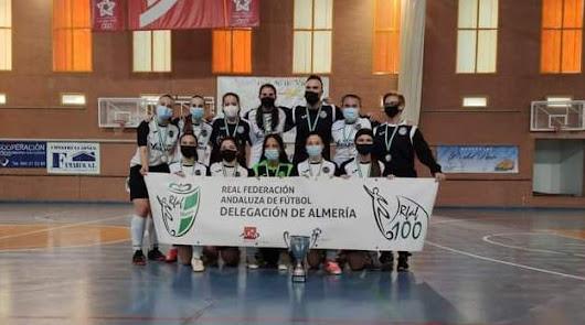 El Federico García Lorca B logra el título de la Segunda Andaluza