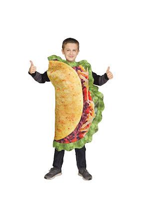 Barndräkt, taco