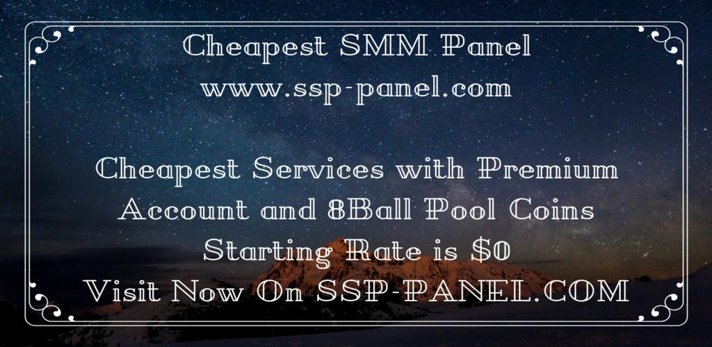 Download SSP-PANEL- NO 1 TRUSTED AND CHEAPEST SMM PANEL APK
