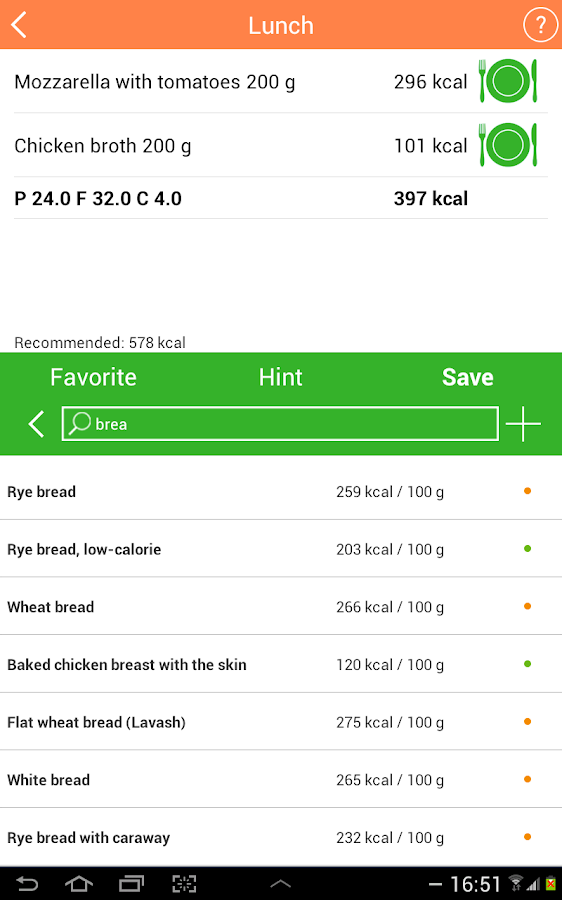 Lose weight without dieting- screenshot
