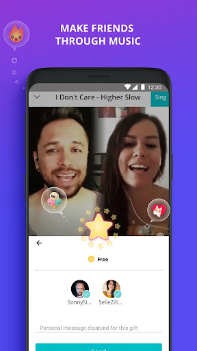 Smule - The Social Singing App 7.2.1 screenshots 3
