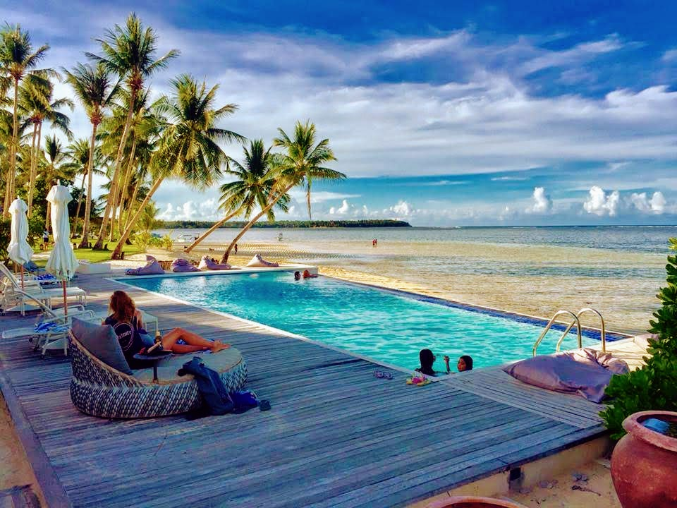 Isla Cabana Siargao Swimming Pool