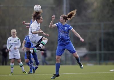 KRC Genk Ladies kloppen OH Leuven met dank aan ...