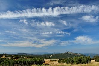 Photo: Wrześniowe niebo nad Szrenicą