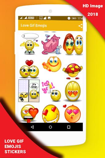 Love Gif Emoji Stickers 1.0.3 screenshots 6