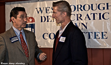 Photo: Mike Festa and State Rep. Tom Conroy