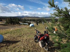 Photo: Camping am Mirador in El Blanco^