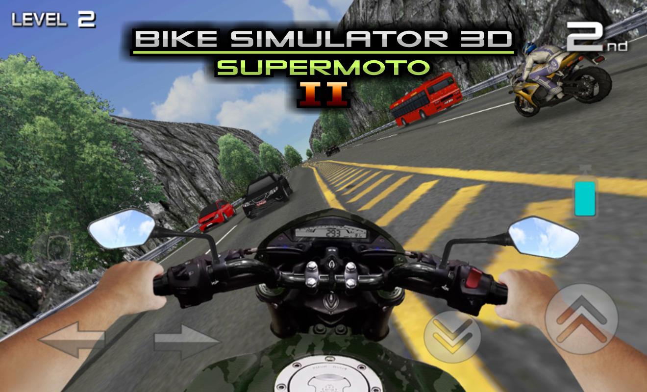Motorbike Simulator 3D Free Game - GamesGoFree.com ...
