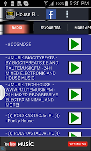 House Radio- screenshot thumbnail