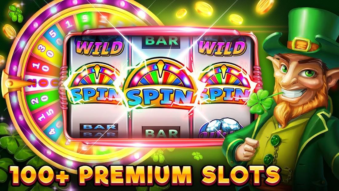 Huuuge Casino Slots - Play Free Slot Machines Android App Screenshot