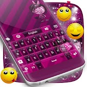 Emo Keyboard Theme