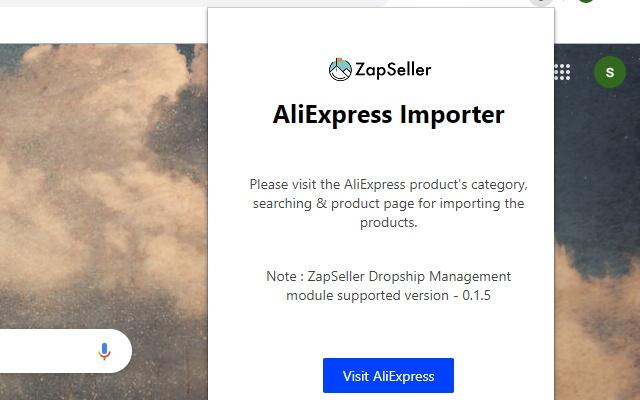 ZapSeller AliExpress Dropshipping