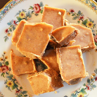 Freezer Maple Almond Fudge