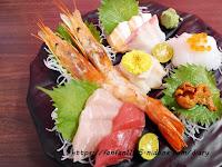 上賀也 嚴選生魚片專門店