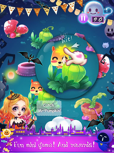 玩免費休閒APP|下載Princess Sandy:Halloween Salon app不用錢|硬是要APP