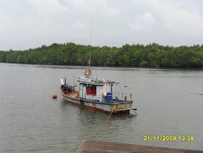 Photo: (Von der  Uttarakit Road am Wasser fotografiert)
