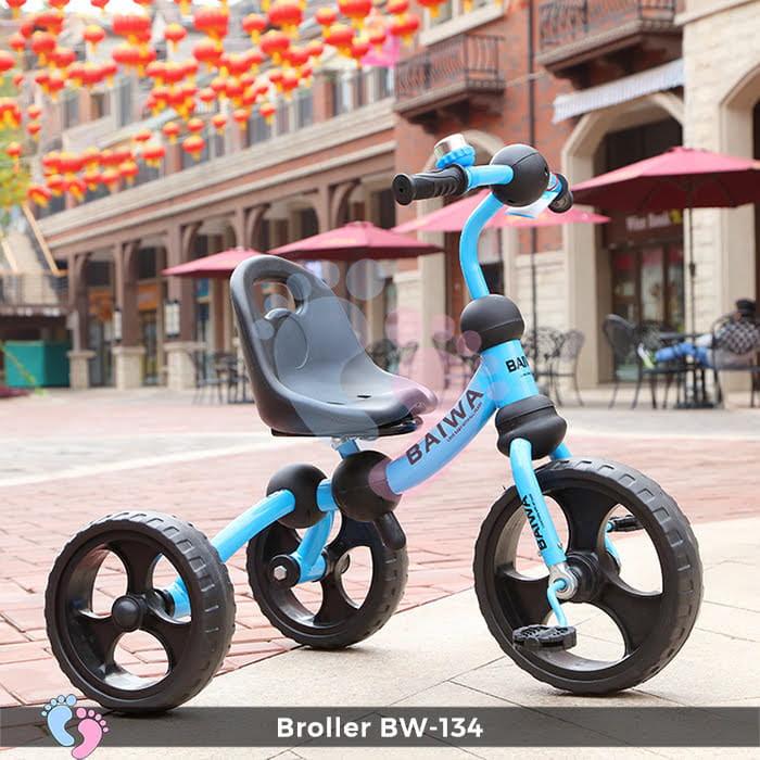 Xe đạp ba bánh Broller XD3-134 2