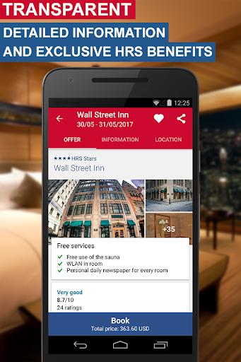 Hotel Search HRS (New) 8.20.1 screenshots 5