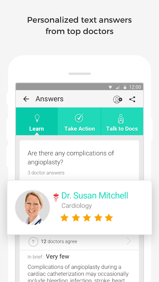 HealthTap- screenshot