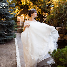 Wedding photographer Serafima Romanova (aplika2008). Photo of 13.10.2015