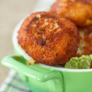 Fried Ricotta Meatballs Recipe