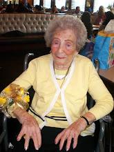 Photo: Ida Tous Sternbach at 100