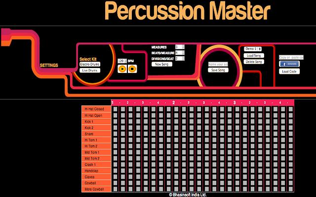 Percussion Master