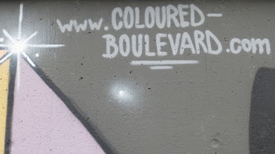 Photo: COLOURED BOULEVARD