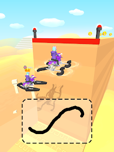 Scribble Rider Mod [ Unlimited Coins] 7