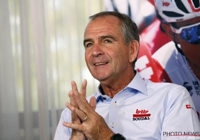 Opvallend: Lotto Soudal gaat volgend seizoen verder zonder Marc Sergeant en Herman Frison