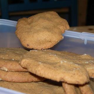 Speculaas (Belgian cookies)