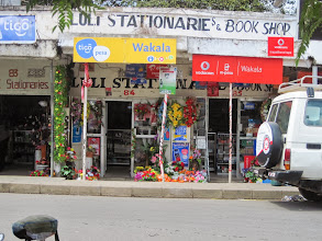 Photo: Many small shops