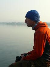 Photo: Raphael Kuner  rappresentante della American Canoe Association in Europa