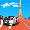 Ramp Car Stunts 3D: Mega Ramps Ultimate Races icon