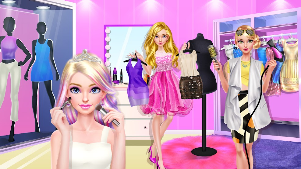 Additional information. Glam Doll Salon   Chic Fashion   Android Apps on Google Play